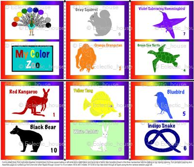 A Color Zoo