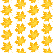 Dream Leaves Yellow