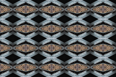 Harpa - angle fabric by lemonadefish on Spoonflower - custom fabric