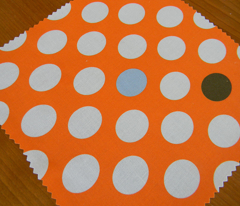 MOD Dots Orange