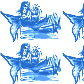  Chatty Mermaids
