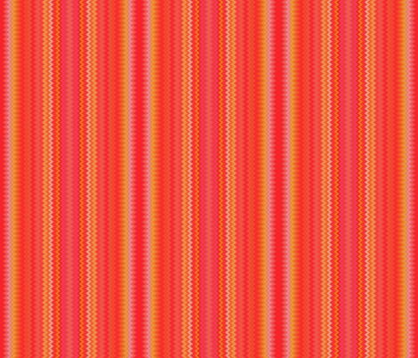 Aramantha Zig Zag Upright Stripe
