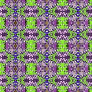 Art Nouveau Honeycomb