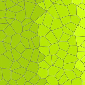 Gradient Voronoi - Amy Lee