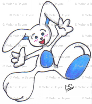 Sailes the Bunny