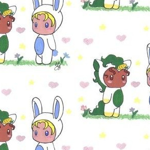 The Unicorn and the Bunny