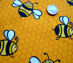 Flying Little Bee pattern.