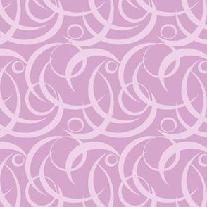 Violet Swirl