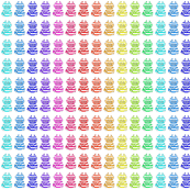 Rainbow of Cheshires