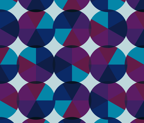 eulen&lerchen_cakes2 fabric by eulen&lerchen on Spoonflower - custom fabric