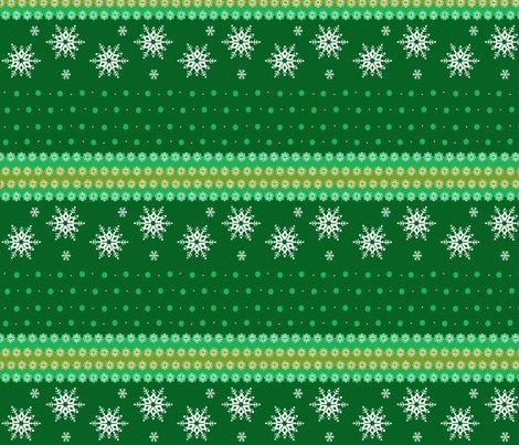 Rsnowflakes_on_green_horizontal_shop_preview
