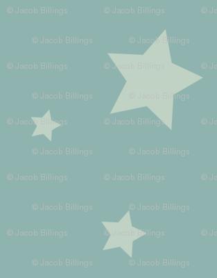 Baby Blue Circles