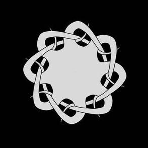 Celtic Kraken--Black