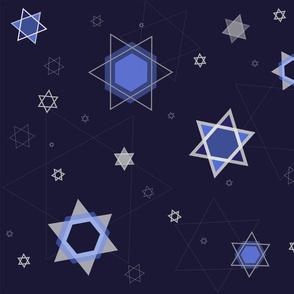 starry david