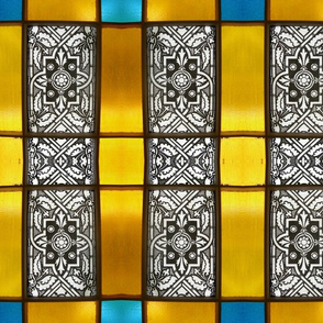 Stained Glass (Vermont)