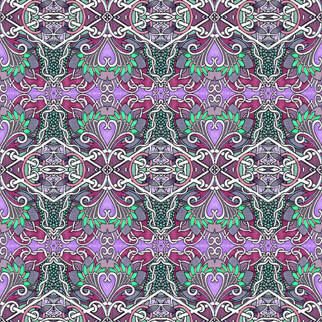 But the Grapes are Still Green fabric by edsel2084 on Spoonflower - custom fabric