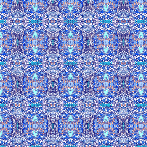 Pass the Bubbly fabric by edsel2084 on Spoonflower - custom fabric
