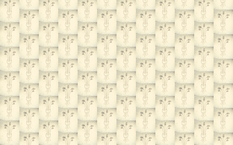Art Deco Wheat fabric by the_gleesome_besom on Spoonflower - custom fabric