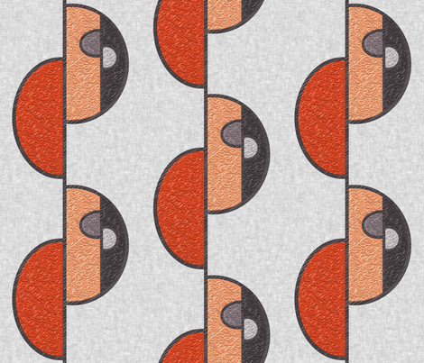 Biscuits you can't eat, LARGE fabric by su_g on Spoonflower - custom fabric