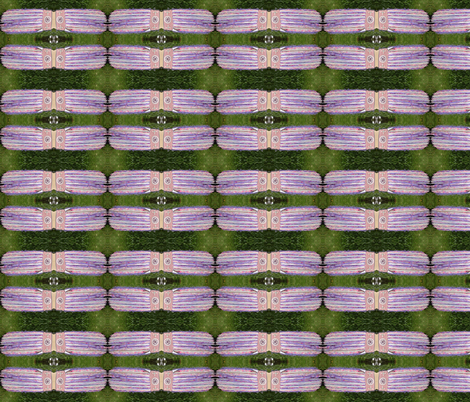 Lavender Tribal Belt fabric by midnight_tribe on Spoonflower - custom fabric