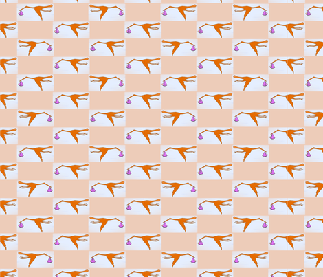 flying_storck fabric by vinkeli on Spoonflower - custom fabric