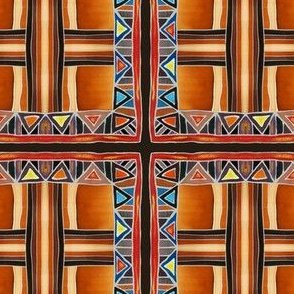 Massai Mosaic Tiles