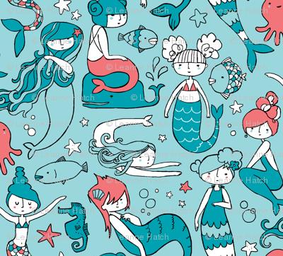 Watergirls (Small)