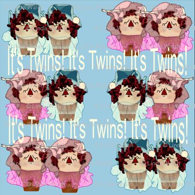 It's Twins! Terra Head Group