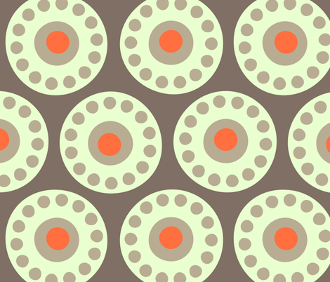 centrifuge rotors fabric by aperiodic on Spoonflower - custom fabric
