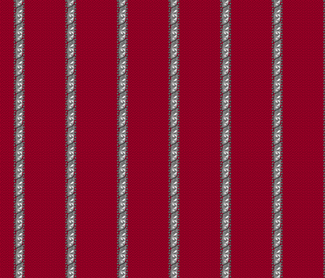 spottedstripe fabric by glimmericks on Spoonflower - custom fabric