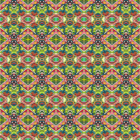 Peppy Preppy fabric by edsel2084 on Spoonflower - custom fabric