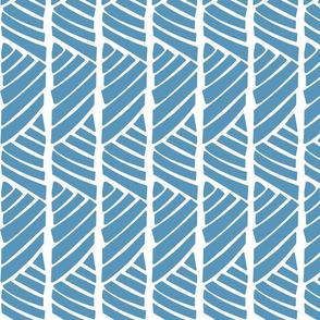 Bamboo Stripes_Blue