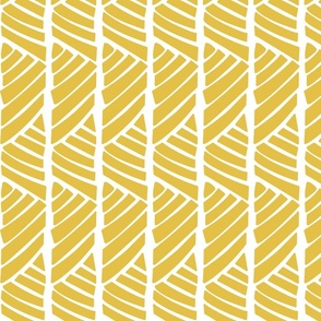 Bamboo Stripe_Yellow
