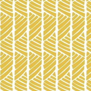 Bamboo Stripe_Yellow