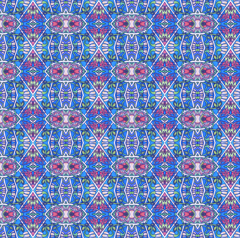 New Years Day 1922 fabric by edsel2084 on Spoonflower - custom fabric