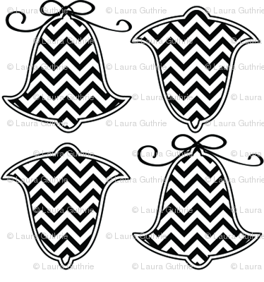 chevron bells