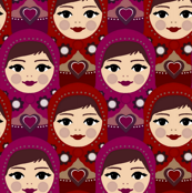 matryoshka crowd