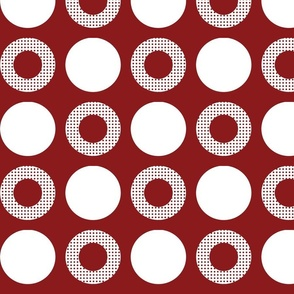 Modern Dots_Donuts