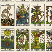 Tarot, large scale