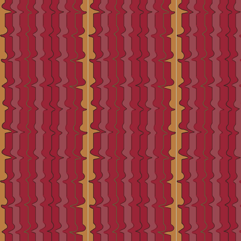 Liquid Red fabric by david_kent_collections on Spoonflower - custom fabric