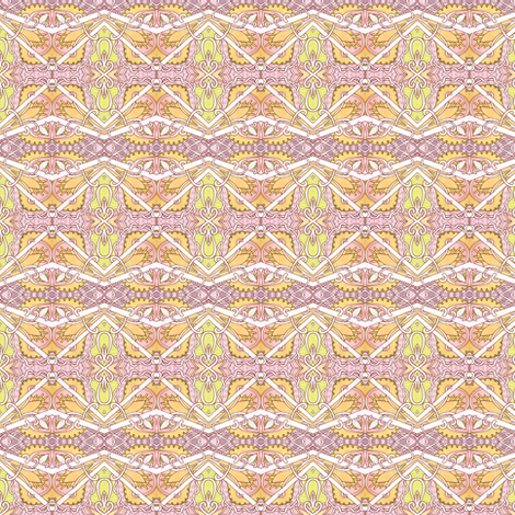 Easter Morning Sunrise fabric by edsel2084 on Spoonflower - custom fabric