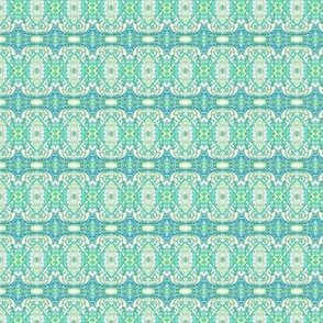 Aqua Time (horizonal stripe)