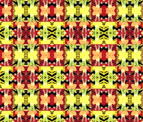 hpphollidays fun fabric by _vandecraats on Spoonflower - custom fabric