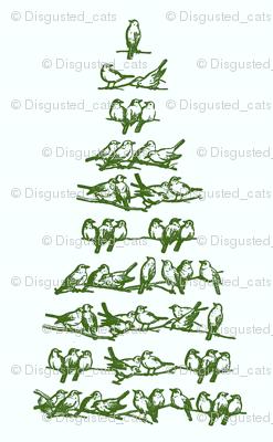 Tree of Song Birds