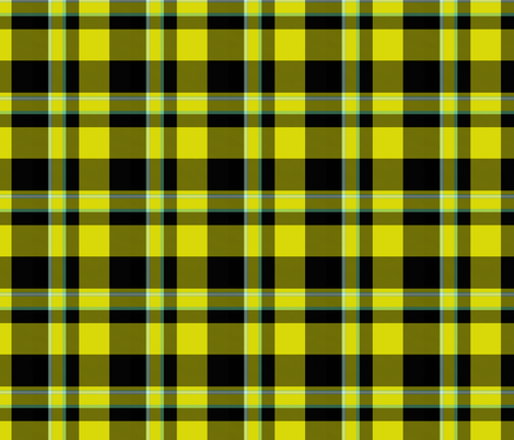 Tartan Plaid 24, S fabric by animotaxis on Spoonflower - custom fabric