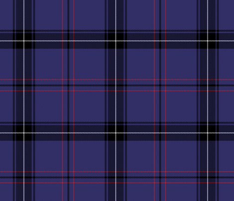 Tartan Plaid 31, L fabric by animotaxis on Spoonflower - custom fabric