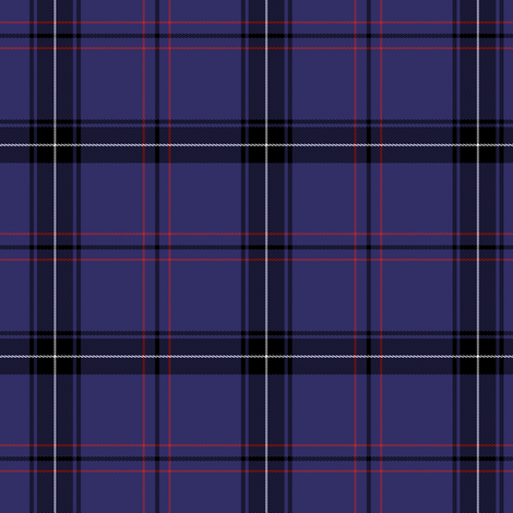 Tartan Plaid 31, S fabric by animotaxis on Spoonflower - custom fabric