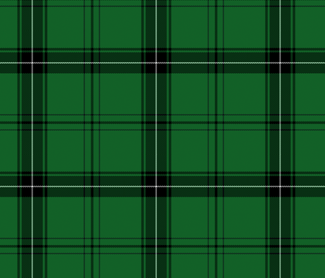 Tartan Plaid 32, L fabric by animotaxis on Spoonflower - custom fabric