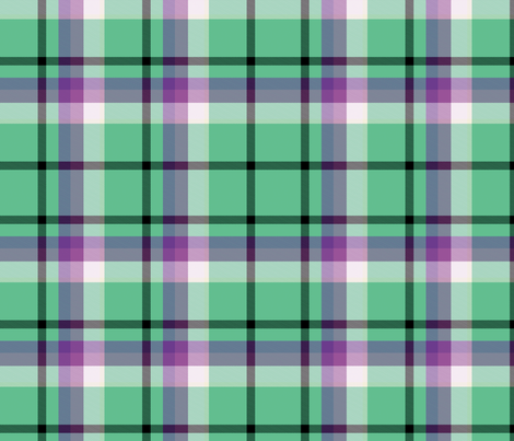 Tartan Plaid 33, L fabric by animotaxis on Spoonflower - custom fabric