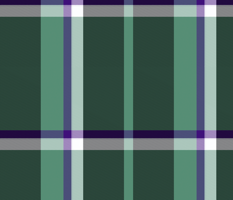 Tartan Plaid 35, L fabric by animotaxis on Spoonflower - custom fabric